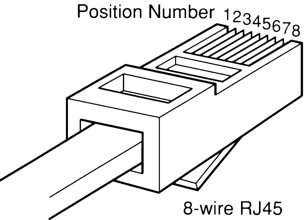rj45 plug positions rs 232 to rs 422 converter, interface converter rj45 plug diagram at crackthecode.co